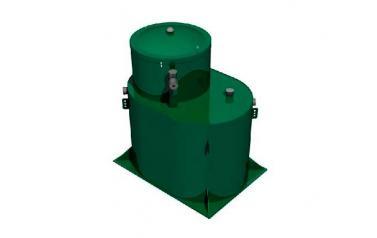Комплексная система автономной канализации Alta Bio 10