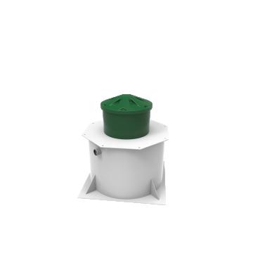Автономная канализация Коло Веси 3 низкий корпус