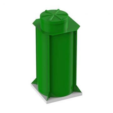Пластиковый кессон Korsu 2